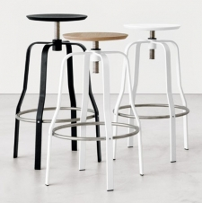 Giro Swivel Stool