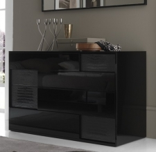 Nightfly Four-Drawer Dresser